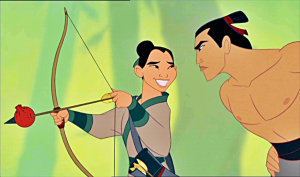 Disney's Mulan screencap