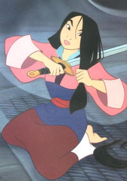 Can Greatness Be Taught?: Mulan Case Study